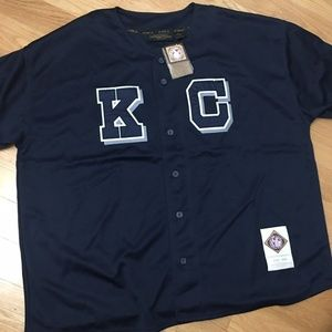 Other - #383-- Negro leagues Baseball Museum shirt top, si